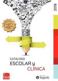 Catalogo Escolar y Clinica 2018